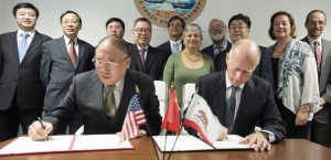 Why is a Wisconsin Prof Using Beijing Research to Push Water Snitching in California?