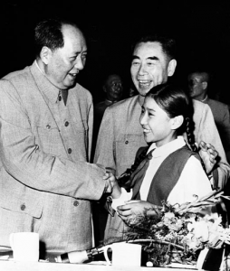 Leader of the Chinese Communist Party, Mao Zedong, was a Pedophile.