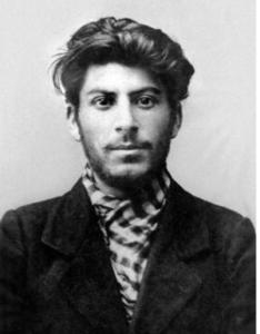 Joseph Stalin & his lover aged 13.