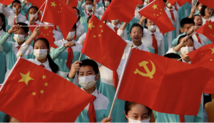 Welcome, comrade: Chinese Communist Party recruits young scientists