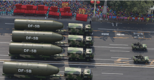 US triggers China's urgency to strengthen nuclear deterrent.