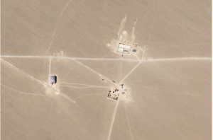 Grid of 110 nuclear missile silos discovered under construction in Xinjiang. China Appears to Be Building New Silos for Nuclear Missiles, Researchers Say.