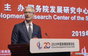 Traitors: Apple bypasses the tensions of the trade war and builds iPhones in China.