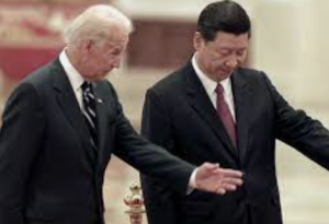 Communists Xi and Biden share common goal: bashing the rich.